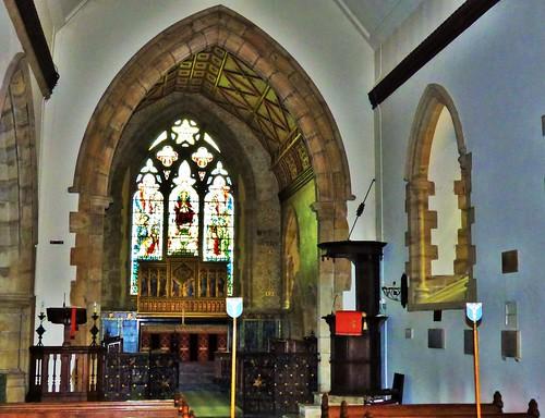 St.Mary's, Newick