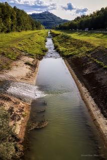 Rijeka Mirna kod Motovuna