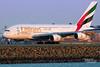 A6-EEK EK A380 34L YSSY-1069 (A u s s i e P o m m) Tags: mascot newsouthwales australia au emirates ek airbus a380 syd yssy sunset sydneyairport