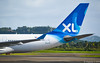 Tail XL 📏 (Maxime C-M ✈) Tags: colors exotic tropical airplane aviation martinique travel island airport passion beautiful blue clouds french antilles caribbean coconut