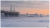 2018-01-23 SPb, Finland gulf, frost 194 (Mandir Prem) Tags: outdoor places stpetersburg brige city colour finlandgulf frost frozen horizon ice landscape nature postcard russia saintpetersburg snow sunset travel tree winter