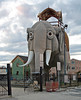 Lucy the Margate Elephant Welcomes You (dlberek) Tags: newjersey jerseyshore historic lucythemargateelephant