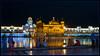 Golden night (Make our PLANET great again !) Tags: inde india punjab amritsar templedor goldentemple nuit night longeyposure poselongue nikon ngc
