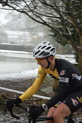 DSC_0064 (sdwilliams) Tags: cycling cyclocross cx misterton lutterworth leicestershire snow