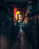 HOT AND COLD ABOUT YOU (Dace Saeades) Tags: kyoto pontocho japan street alley night