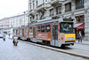 MIL_4942_200305 (Tram Photos) Tags: fiatferroviaria fiat jumbotram 4900 milano mailand milan atm tram tramway aziendatrasportimilanesi strasenbahn