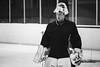 Viktor Hemlin-Gravander 2018-02-05 (Michael Erhardsson) Tags: trängens ishall 2018 hc örnen isträning träning februari svartvitt trängen målvakt