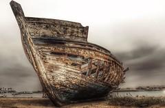 Boats... (hobbit68) Tags: spanien  sonne spain espana espanol espagne andalucia andalucien andalusien andalusisch andalusische holiday urlaub beach küste boote boats coasts water wasser strand sun himmel sky holz holzplanken