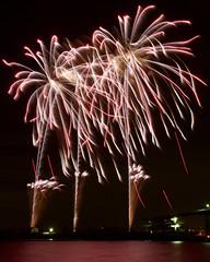 """木更津恋物語「冬花火」 Kisarazu Love Story """"Winter fireworks"""" (ELCAN KE-7A) Tags: 日本 japan 千葉 chiba 木更津 kisarazu 恋物語 冬花火 fireworks ペンタックス pentax k3ⅱ 2018"""
