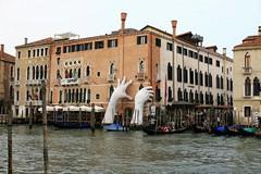 Venice ( big_biffi ) Tags: venezia venice biennalfoundation personalstructure carolefeuerman venicebiennale biennaledivenezia