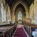 Leasingham, St Andrew's church, interior