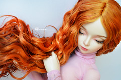 DSC_0028 (sonya_wig) Tags: fairytreewig bjdwig minifeewig bjd bjdminifee minifeemirwen handmade doll bjddoll dollphoto fairyland fairylandminifee minifee mirwen coloringhair bjdphotography wig