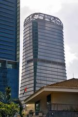Menara Palma II (Ya, saya inBaliTimur (leaving)) Tags: jakarta building gedung architecture arsitektur office kantor