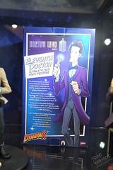 Toy Fair 2018 Big Chief Studios Doctor Who Figures 06 (IdleHandsBlog) Tags: doctorwho bigchiefstudios 12inchactionfigures toyfair2018 scifi springfair2018