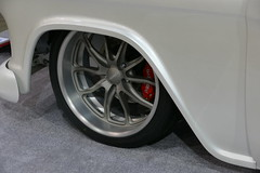 Chevrolet custom pickup (bballchico) Tags: chevrolet pickuptruck custom grandnationalroadstershow carshow trifive