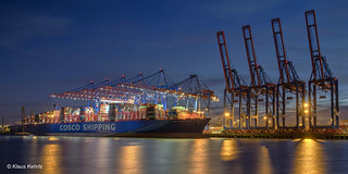 COSCO Shipping Aries - 23011801