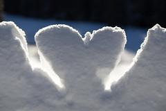 Heart /explore (Pawelus) Tags: 2016 gory lapinski mountain snow tatras tatry travel winter