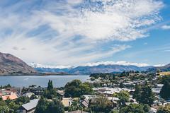 Wanaka (bruit_silencieux) Tags: wanaka otago newzealand snow mountains city alpen southisland lake nature sigma35mm14art sonya7