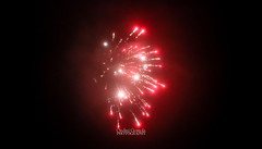 Fireworks in the Fog (Ondrej G) Tags: fog night new year pretty dark firework effect foggy special