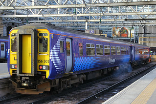 156501, Glasgow Central, March 2nd 2016