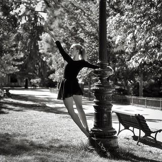 Urban Ballerina. (Agathe).