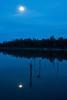2017 Moonrise at Kaibab Lake (DrLensCap) Tags: moonrise kaibab lake national forest williams arizona az robert kramer