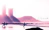 Brest - PETIT MINOU (Sam Bdn photography) Tags: surf sunset sunrise sunlight sunshine nikon d5600 petitminou plouzané ocean beach plage landscape seascape cityscape life street photography photographie sunday dimanche brest bretagne finistere bzh board birds light amazing luck color colors colorful matin leverdesoleil rayondesoleil oiseaux nature wild sauvage lighthouse