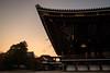 東本願寺6・Higashi Honganji Temple (anglo10) Tags: 京都市 京都府 japan kyoto sunset 東本願寺 寺院 temple 夕景