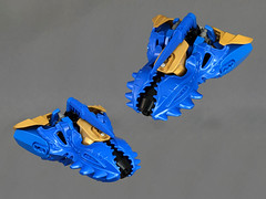Jagras' Jaw (Ballom Nom Nom) Tags: bionicle lego ccbs herofactory jaw skull spacecraft spaceship starfighter starcraft