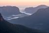 Govetts Leap - Misty Sunrise (Old-Man-George) Tags: 2017 australia bluemountains georgewheelhouse govettsleap nsw newsouthwales spring sunrise wwwgeorgewheelhousecom a175538hdr