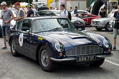 Aston Martin Vantage DB6 (lucarino) Tags: aston martin db6 vantage superleggera vernascasilverflag 2017 sport motorsport car race hillclimb