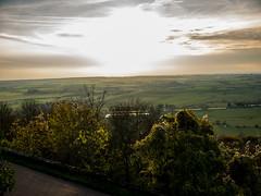 Châteauneuf en Auxois (jeanlouisgateau) Tags: france couleur paysage visite saôneetloire lumix