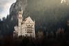 Neuschwanstein Castle in the morning. (Mirko Marx) Tags: ludwigii hohenschwangau füssen bavaria castle schloss neuschwanstein