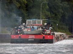 Bizon-O-117 (ENI 08351145) (Parchimer) Tags: schubboot pushboat towboat pousseur pchacz duwboot spintore empurradorfluvial binnenschiff tolómotorhajó pushertug mittellandkanal hannover anderten