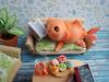 Cocooning (Estellanara) Tags: doll bjd poupée fish poisson zouie tendres chimères
