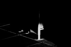 Never Been To Spain... Part 2....! -  &  -TCB....!!! (imagejoe) Tags: vegas nevada strip street black white photography photos shadows tamron people nikon