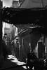 Marrakech - Médina (delphine imbert) Tags: maroc marrakech médina scene de vie rue black white noir et blanc