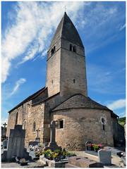 Église Saint-Pierre-et-Saint-Paul de Chamilly (abac077) Tags: 71 saôneetloire architecture église church roman 2017