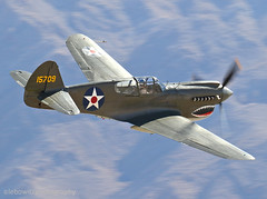 P-40 Warhawk (Lebowitz Photography) Tags: air show aviation nation 2017 aircraft airplane nellis force base flight