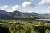 Hanalei Valley, Kauai, Hawaii (AGrinberg) Tags: hawaii 63454hanaleivalley kauai hanalei valley river bay mamalahoa