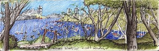 Secret Garden - Sydney Harbour