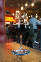 Tokyo* (ianrwmccracken) Tags: beer stout intergalactic abv 16 edinburgh tokyo brewdog