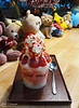 Mini Strawberry Bingsu Topped With Whipped Cream (Zelle Manzano) Tags: mini strawberry bingsu strawberrybingsu whippedcream strawberrysyrup sweet dessert pink stuffedtoys cafe monstersweet klong4 latsawai pathumthani thailand