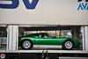 Lamborghini Miura S (GPE-AUTO) Tags: rétromobile porte de versaille exposition classic car exhibition paris france classique exotic legend lamborghini miura s miuras camion truck unloading bicolor couleur verte delivery livraison