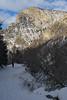 Finally a little sun (Brandon Rasmussen) Tags: utah uintawasatchcachenationalforest hiking landscape snow winter nature nikond7100 nikkor24mmf28ais ais 24f28