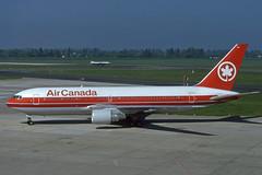 C-FBEG (Air Canada) (Steelhead 2010) Tags: aircanada boeing b767 b767200er dus creg cfbeg