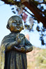 Amitabha Little Monk (Sotosoroto) Tags: sedona arizona statue amitabhastupa