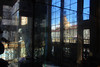 Trasparenze e riflessi (FM54TO) Tags: torino palazzomadama museo vetrata specchiera