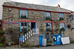 Polruan, Lugger Inn (Dayoff171) Tags: cornwall boozers unitedkingdom england europe pubs publichouses gbg gbg2018 kernow greatbritain