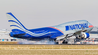 National B747